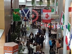 Beginning of the International Fair